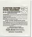 FLOWTRON Enzyme Drain Treatment, Powder, 72 X 1 wt oz