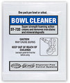 BOWL CLEANER, Powder, 72 X 1 wt oz
