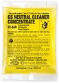 GS Neutral Cleaner Concentrate, 144 X 1 fl oz