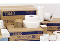 """Hard Roll Towel, 8""""x 800' Natural Hard Roll Towel, 1 Ply, (2"""" core) 6/case"""