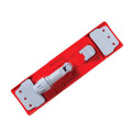 Restroom Mop Holder, Red