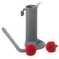 Ergo Toilet Bowl Brush w/Holder Complete