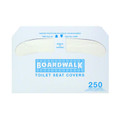 Boardwalk® Premium Toilet Seat Covers, 1000/case