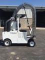 Refurbished Mad Vac Model 101-D Riding Compact Debris Vacuum