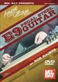 Anyone Can Play E9 Pedal Steel Guitar DVD