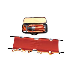 Aluminum Alloy Emergency Pole Stretcher