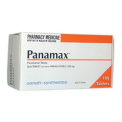 Panamax Tablets - 500mg -100 packet