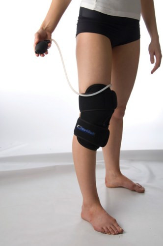Knee Cold Compression Cryotherapy