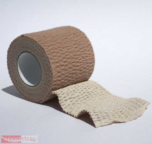 SportStrap Cotton Hand-Tear Stretch Tape - Adhesive