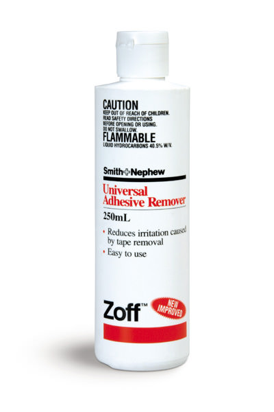 Zoff Adhesive Remover