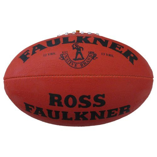 Ross Faulkner Junior Footballs - Synthetic