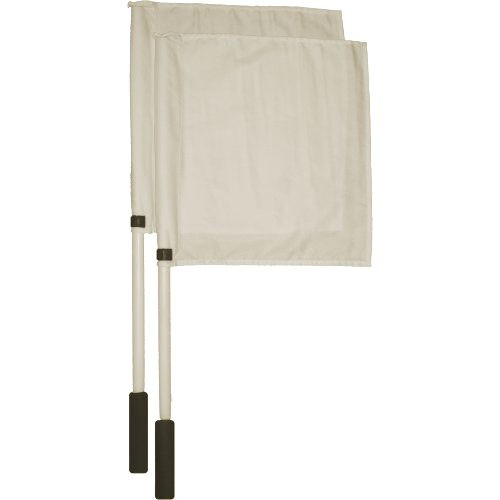 AFL Goal Umpires Flags - 1 pair