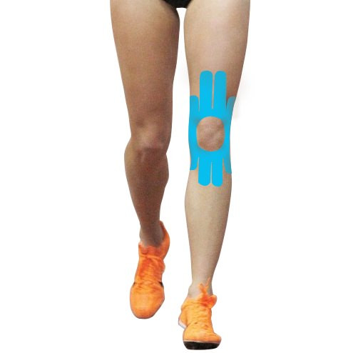 Kinesiology Tape Pre-Cut Knee Support