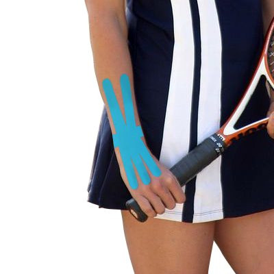 Kinesiology Tape Pre-Cut Wrist Support