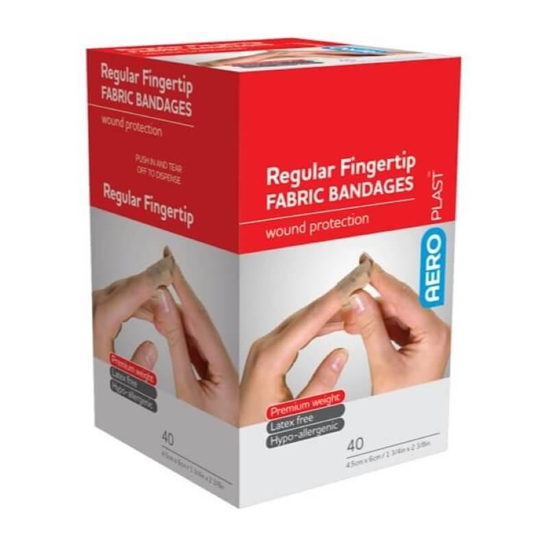 Finger Tip Bandage Dressing