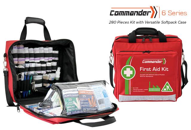 Commander 6 - Versatile Softpack