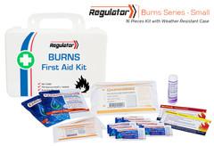 Regulator Burns Small - 16 Piece Kit - Weather Resistant Case