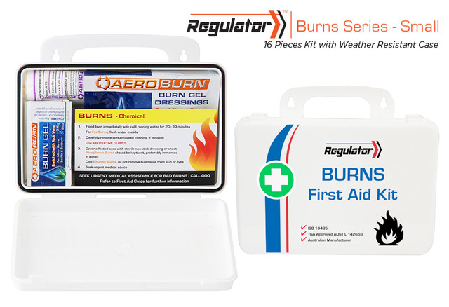 Regulator Burns Small - Weather Resistant Case