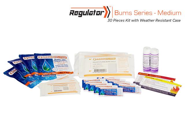 Regulator Burns Medium - 30 Piece Kit