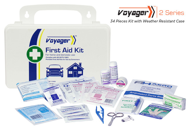 Voyager 2 - 34 Piece Kit - Weather Plastic