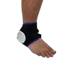 Ankle Ankle Ice Pack Wrap - Velcro Cold Compression
