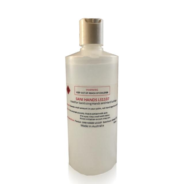 Hand Sanitizer Gel Soap   Sani-Hands