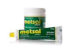 Metsal Cream - Tube and Tub
