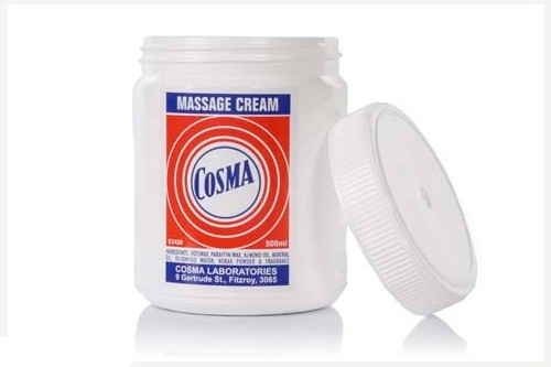 Cosma Massage Cream - Tub