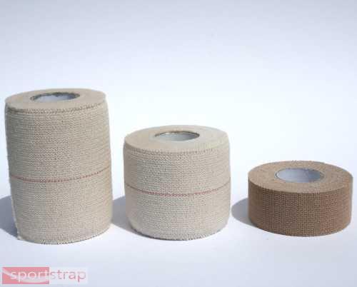 SportStrap Elastic Adhesive Bandage Range