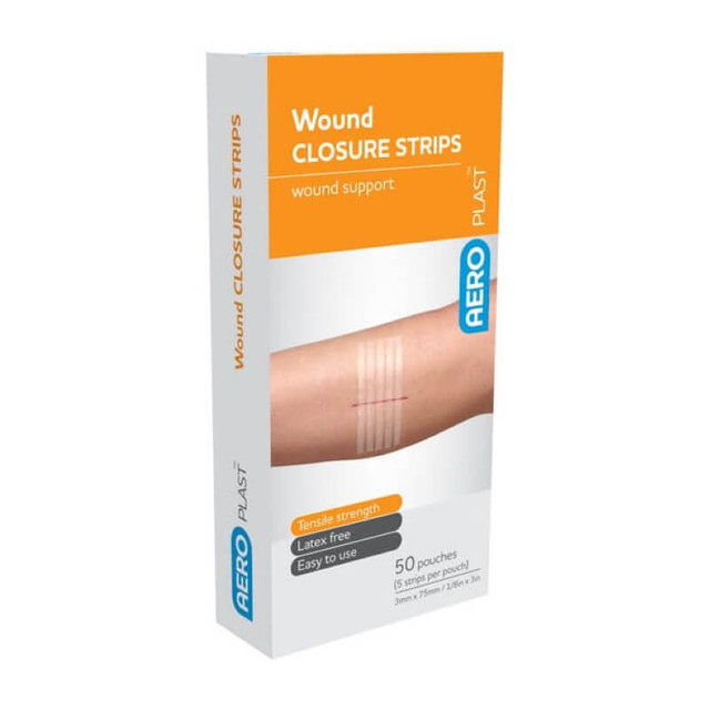 Aero Wound Closures (Steri Strips)