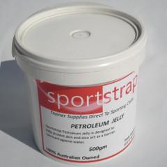 Sportstrap Petroleum Jelly (white)