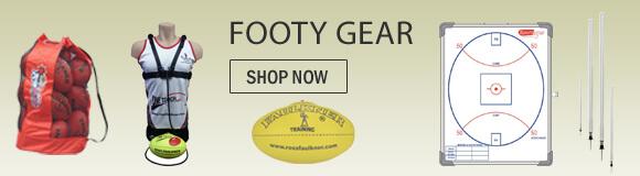 footy gear