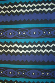 Kente Prints.  One piece 6 yards by 46 inches.