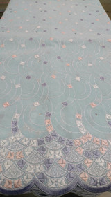 Swiss Voile Lace - SVL11