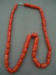 Natural Coral BONE Beads