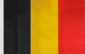 """10 Pack Belgium Flags 12x18"""" 30x45cm 100% Polyester Hand / Car Flags"""