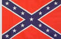"""10 Pack Confederate Flags 12x18"""" 30x45cm 100% Polyester Hand / Car Flags"""