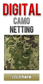 Digital Camo Netting