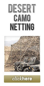 Desert Camo Netting