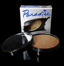 Paradise Brilliant Dore (Metallic Gold)40g by Mehron