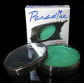 Paradise Brilliant Vert Bouteille Metallic Face and Body Paint 40g by Mehron