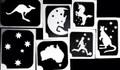 Australia Stencils