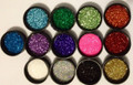 Paradise Cosmetic Glitter Set- 13 gorgeous colours on sale for $69.95 - 22% discount!