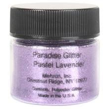 Pastel Lavender Glitter by Mehron 10g