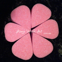 Butterfly Sponges by Always Wicked Art pack of 6