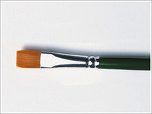 "Donna Dewberry 3/8"" (.8cm) Flat One Stroke Brush"