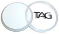 TAG Regular White 32g Brilliant white remains vivid even over (dry) dark colours