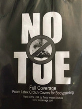 No Toe by Toxic Image Studios