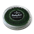 Global Body Art Dark Green 30g