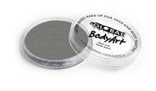 Global BodyArt Metallic Silver